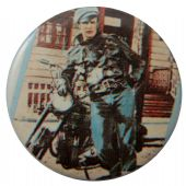 Marlon Brando - 'The Wild One' Button Badge